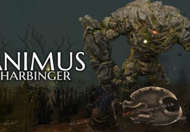 Animus Harbinger – Action