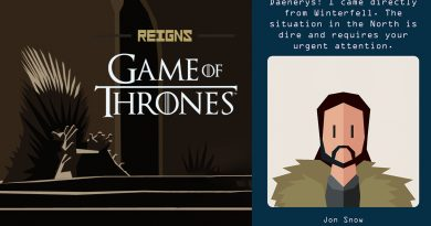 Reigns: Game of Thrones – Card